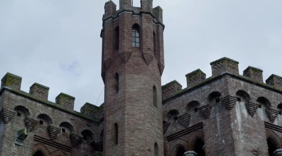 Brolio Castle The Iron Baron Ghost 6