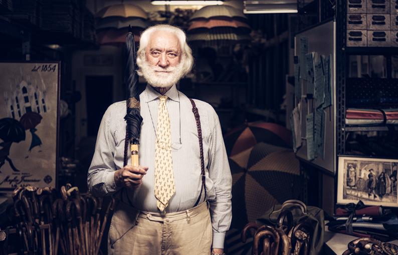 Francesco Maglia: The Umbrella Maker Of Milan