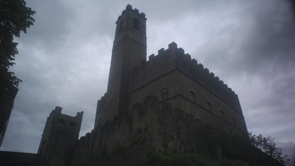 Poppi Castle Mystery Tuscany