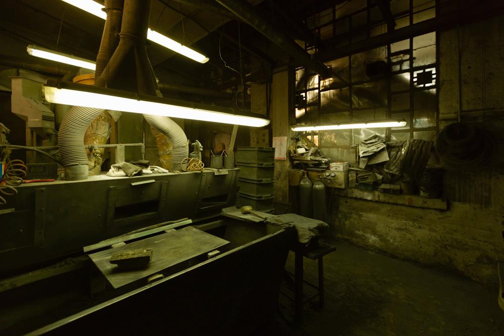 Valtorta Sand Foundry Milan